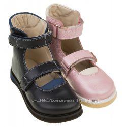 Туфли Ortofoot О-321 лечебно-профилактические, ортопедическая обувь для дет
