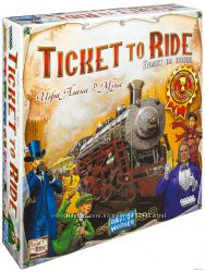 Ticket to Ride Америка