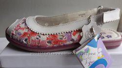 Новые босоножки B&G  Flamingo для девочки
