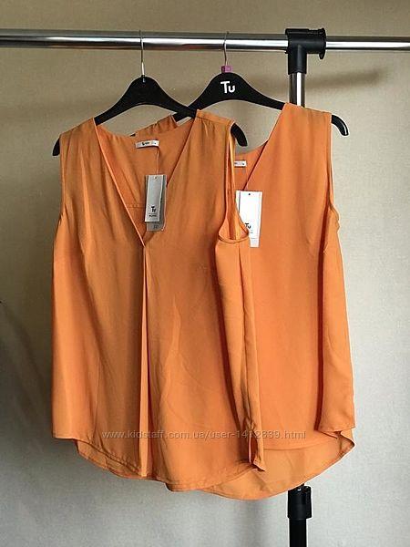 Женская блузка tu размер 12/46 и 14/48