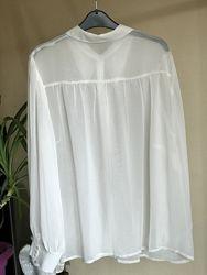 Женская рубашка прозрачная george размер 16/44