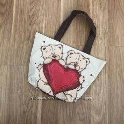 Пляжные сумки для девочек