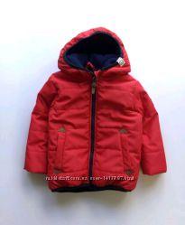 Куртка зимняя 80-134см еврозима теплая демисезонная