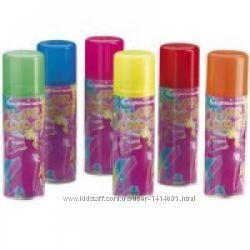 Окрашивающий спрей для волос Sibel Color Hair Spray