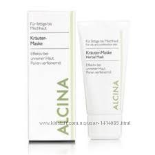 Маска с растительными экстрактами Alcina Herbal Mask