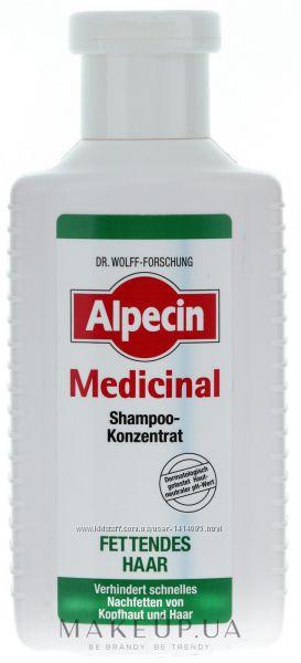 Alpecin Medicinal для жирной кожи головы