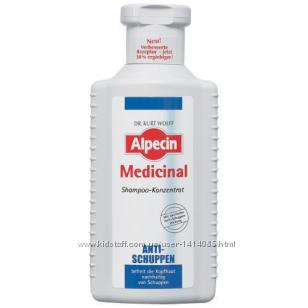 Шампунь Alpecin Medicinal против перхоти