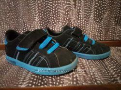 брендовые кроссовки туфли Lonsdale 24 размер 15 см стелька