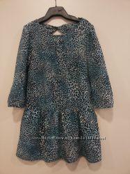 Платье Туника zara 128 см.