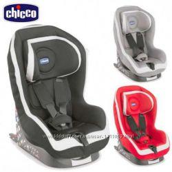 Автокресло Chicco Go-One детям от 1 года до 4 лет