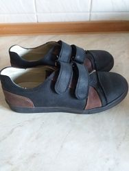 Кеды- туфли размер 37 кожа