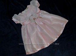 Шикарное платье Susan 1-1. 5 годика. Новое.