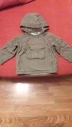 Куртка с капюшоном H&M на 12-18 мес