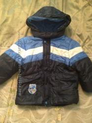 Куртка теплая на флисе , Mothercare