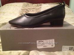 Туфли женские, премиум кожа, H & M Германия