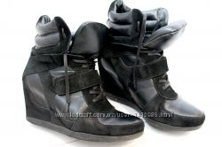 Сникерсы Sharman, ботинки на осень и весну, сапоги осенние, женские мокасин