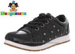 Стильные туфли для девочек Шалунишка Акция