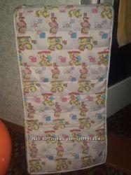 Детский матрасик из натуральных материалов