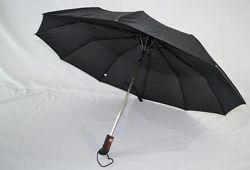 Мужские зонты Bellissimo Венгрия 10 усиленных спиц полуавтомат