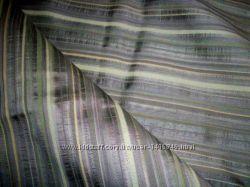 Ткань плащевая в поперечную полоску Франция