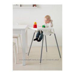 Стульчик для кормления Antilop Ikea, Антилоп Икеа