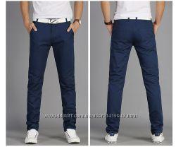 Мужские брюки 100 хлопок.