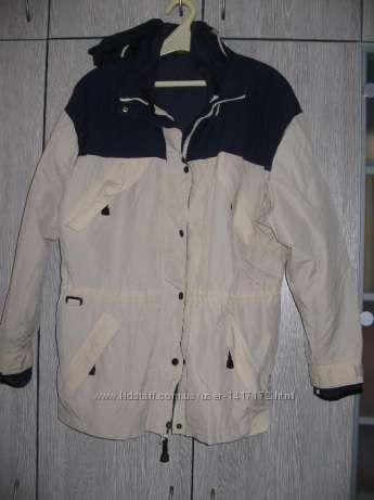 Куртка ветровка white sierra утепленная