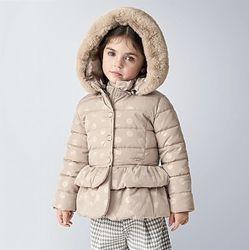 куртка для дівчинки від Mayoral