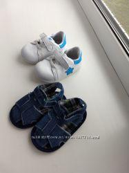 Обувь для мальчика до года