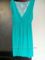 Літнє бірюзове плаття 44р. a2c6343d526c9