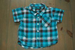 Рубашка для мальчика 62-80см, секонд