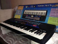 Продам синтезатор Casio CTK-495.