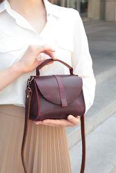 Кожа. ручная работа. кожаная женская сумка, сумочка. кожаный клатч