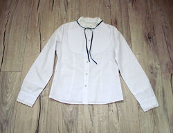 Школьные блузочки 130-146 рост