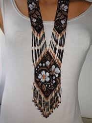 Женское украшение гердан