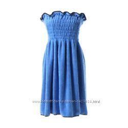 Халат - полотенце - платье из микрофибры