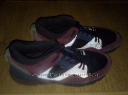 Ботинки демисезонные кроссовки 26 см кожа