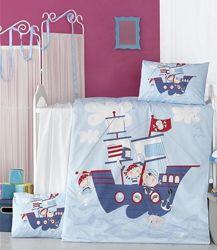 Комплекты постельного белья для младенцев Victoria Ранфорс