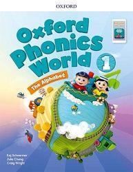 Учебники Oxford Phonics World оригинал