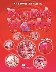 English World Workbook for Ukraine Рабочая тетрадь. Оригинал