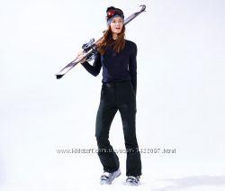 Лыжные брюки softshell на флисе. tchibo германия. евро 40 наш 46