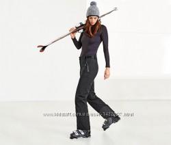 Лыжные термо брюки софтшелл , утепленные, мембрана 5000 от tchibo германия