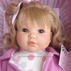 Кукла озвученная Мария, 42 см, девочка, BERBESA 4418, Бербеса