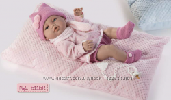 Кукла, пупс младенец, реборн, девочка, Роза, 42 см, Berbesa 5115, Berbesa
