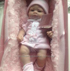 Кукла, пупс младенец, реборн, девочка, Роза, 27 см, Berbesa 2504, 2504R, Бе