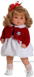 Кукла озвученная Сандра, 42 см, девочка, BERBESA 4412, Бербеса