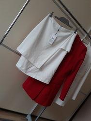 Новая шикарная юбка миди