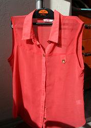 Легкая блузочка, рубашка на девочку