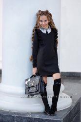 Школьное платье элегантное