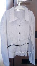 Блуза школьная полоска Darius Польша